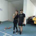 atleti al Master weekend elite - CPO Formia 2021